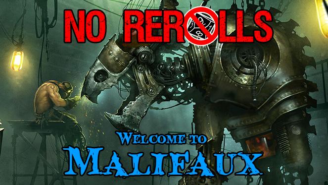malifaux welcome