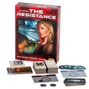 resistance contents