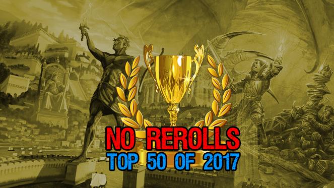 norerolls top 50 2017