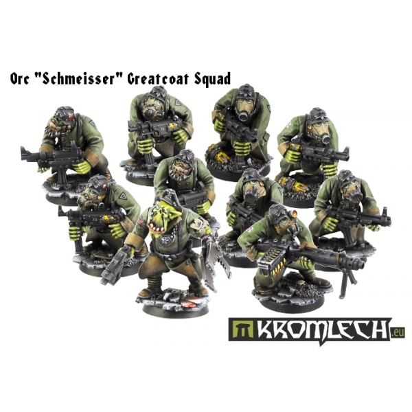 greatcoat orks