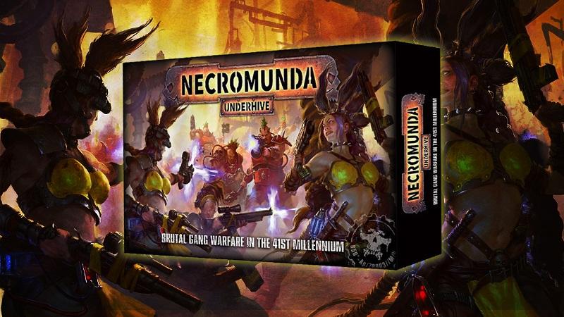 necromunda underhive box