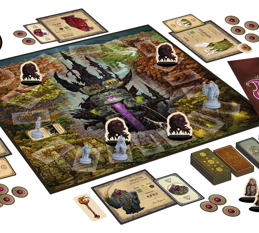 dark crystal game