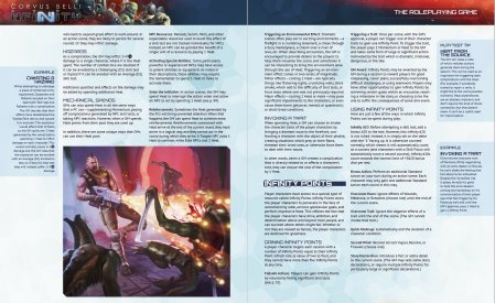 infinity rpg pages