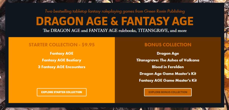fantasy age bundle