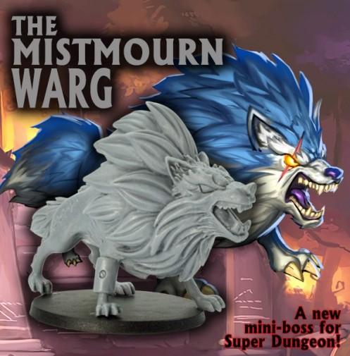 Mistmourn-Warg