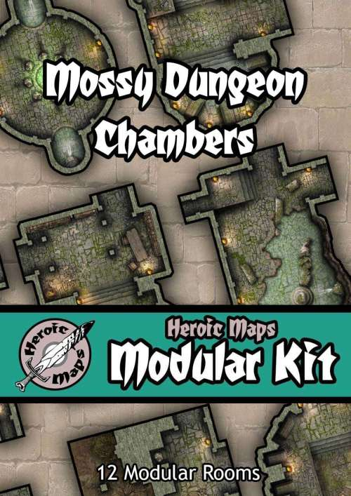 mossy chambers
