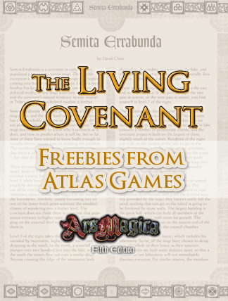 The Living Covenant