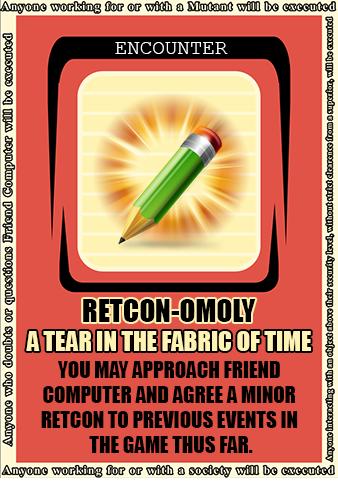 RETCON-OMOLY
