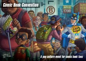 5._dcspy_location_cards_promos_comic_book_convention