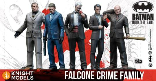 Falcone-Crime-Family