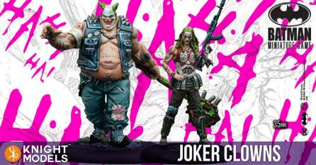 Joker-Clowns