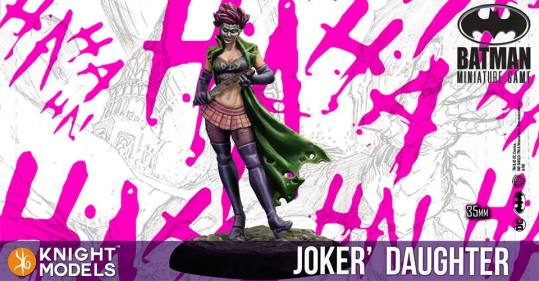 Joker-Daughter