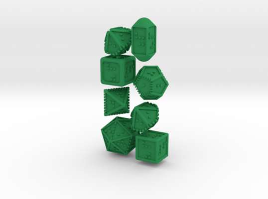braille dice 1