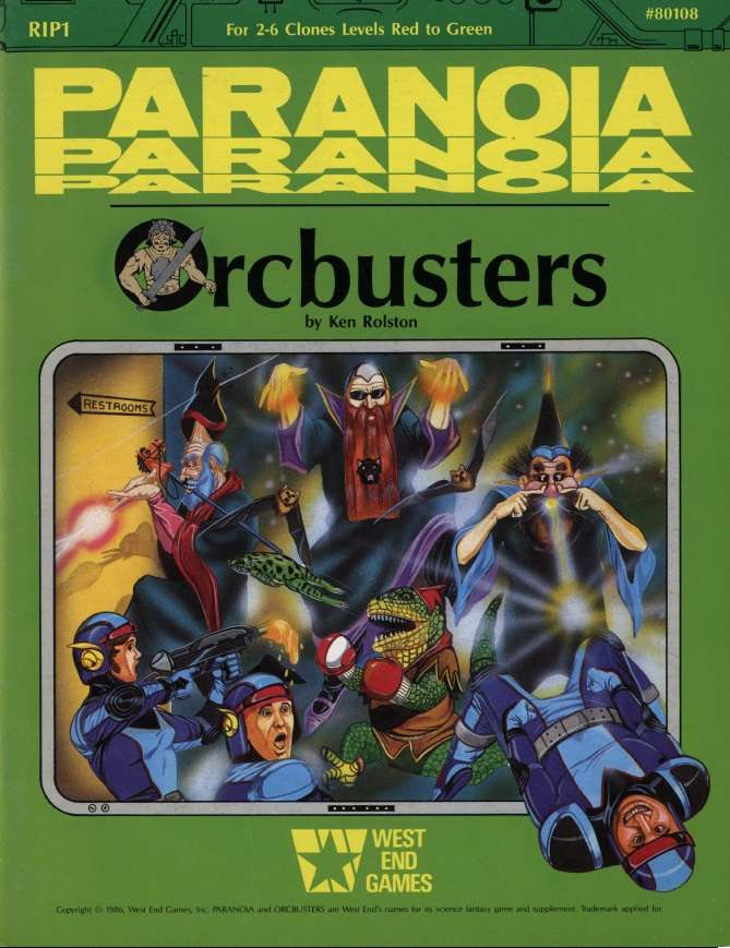 orcbusters cover