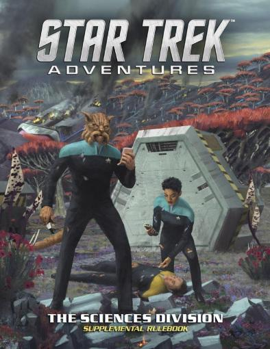 science division trek