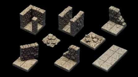Dragonlock Ultimate: Expansion Set 1