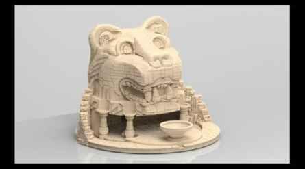 Jungle City: Moon Temple