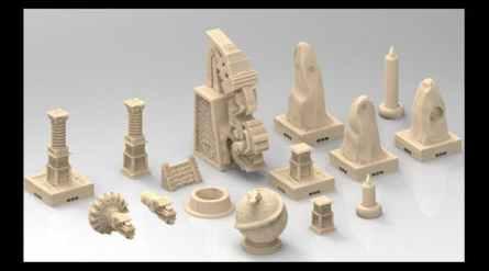 Jungle City: Accessories