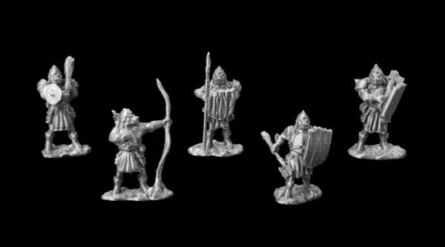 Dragonlock Miniatures: Orcs Set 1