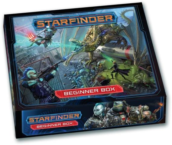 starfinder starter