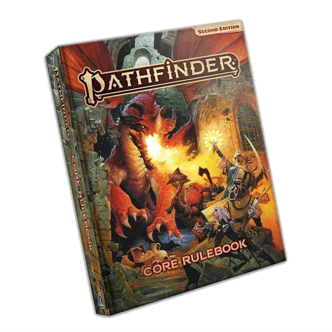 pathfinder 2 book