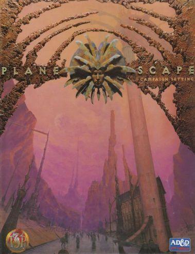 planescape cover