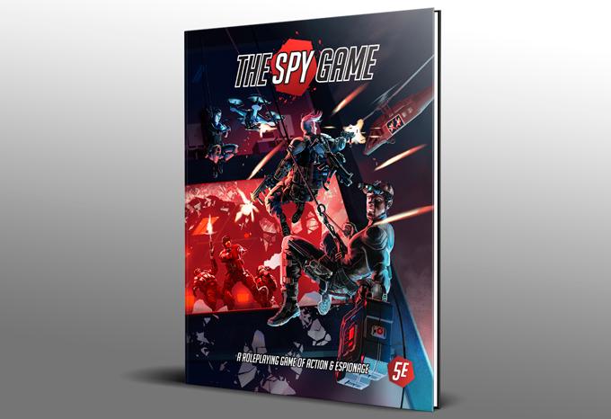 spy game 5e