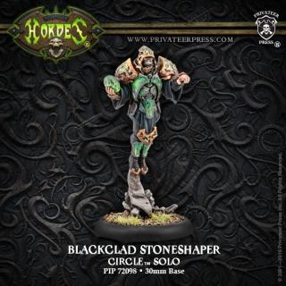 Blackclad_Stoneshaper