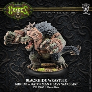 BlackhideWrastler