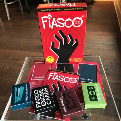 fiasco ks