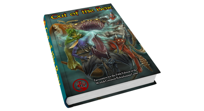 out of the box 5e