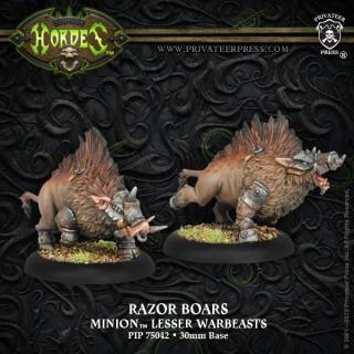 RazorBoars