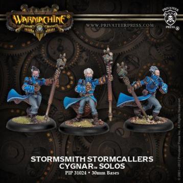 Stormcallers