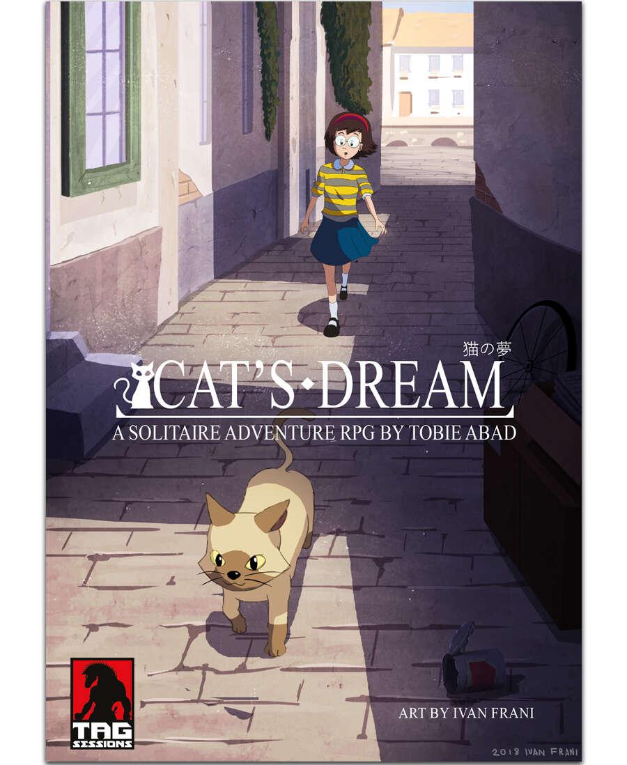 cats dream