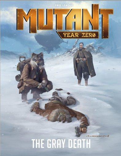 mutant year zero grey death