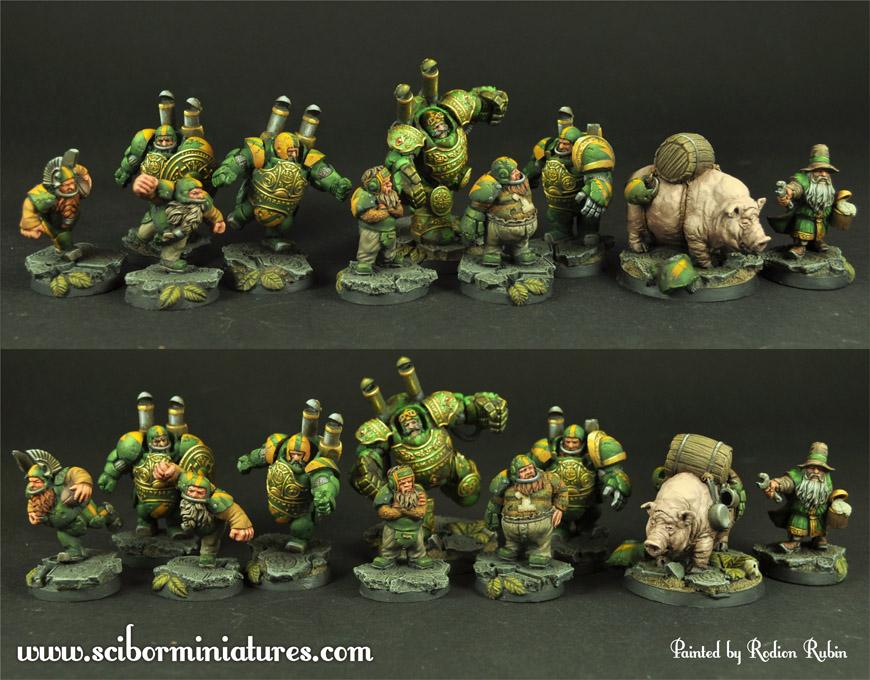 scibor dwarf team
