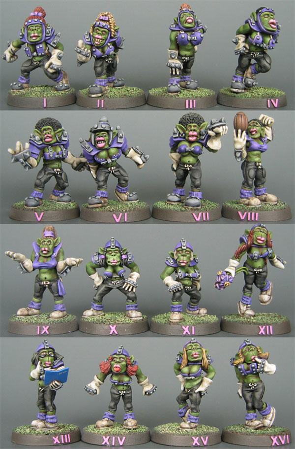 shadowforge orcs