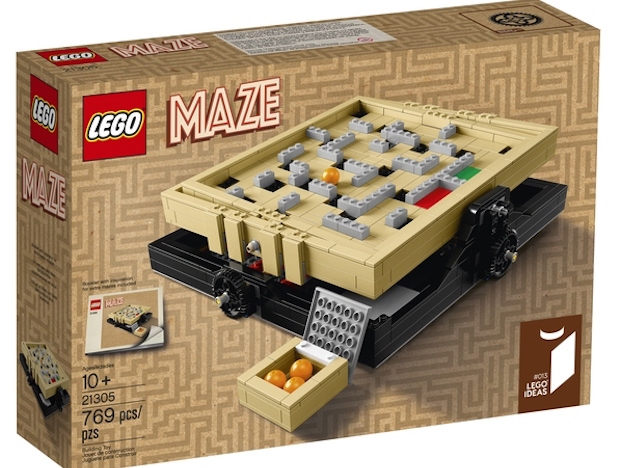 maze lego