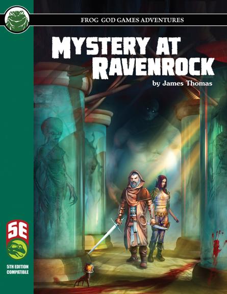 mystery at ravenrock