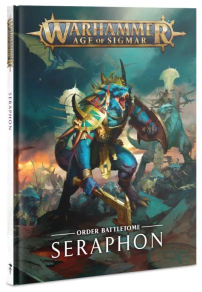seraphon book
