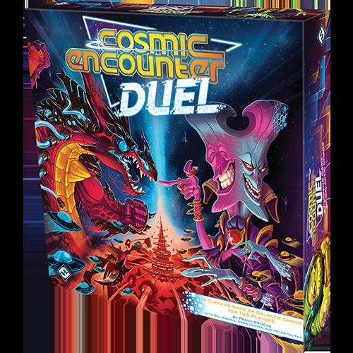 cosmic duel