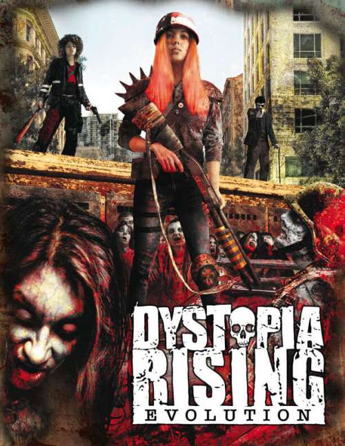 dystopia risng revol
