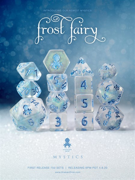 frost fairy dice