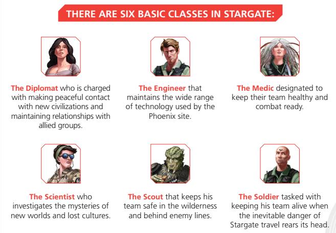 stargate classes