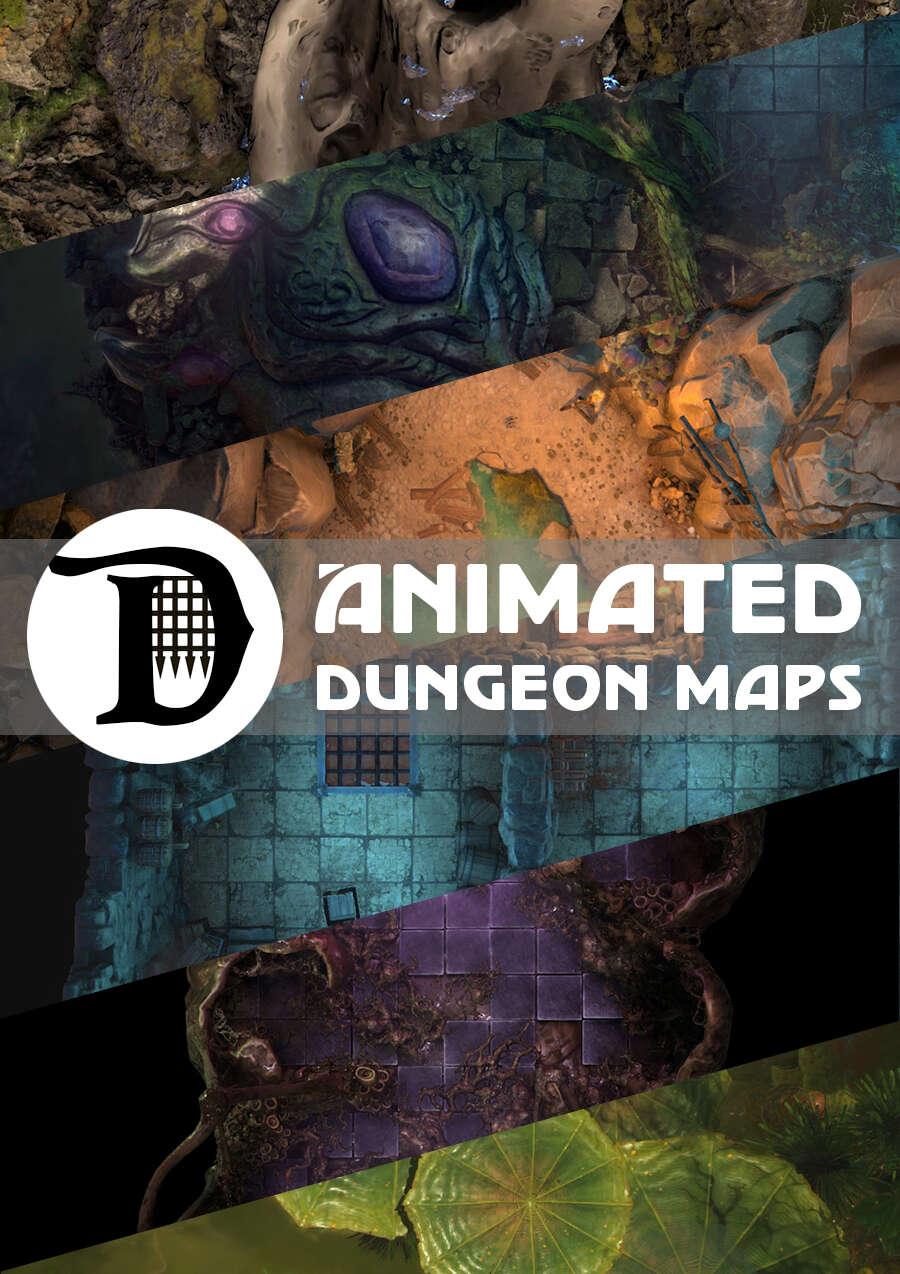 animated maps bundle